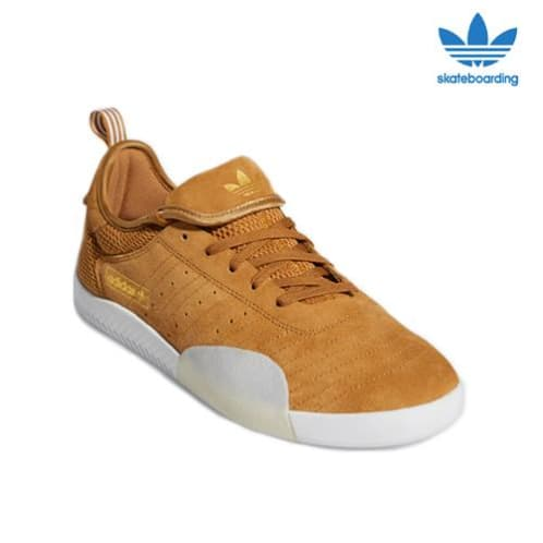Adidas 3St.003 - Tan/White