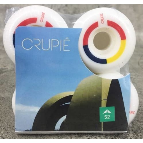 Crupiê CPR Team Wide Shape Wheels 53mm