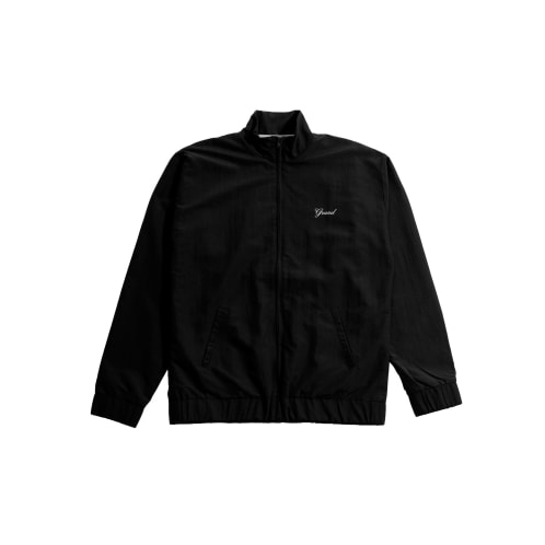 Grand Collection Jacket Script Black