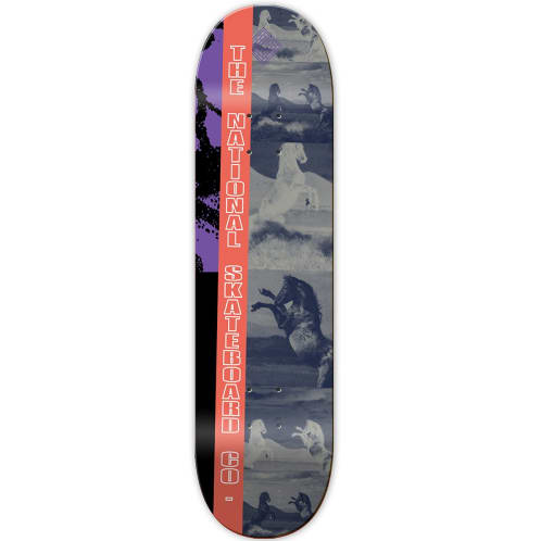 """The National Equinophobia Deck - 8.125"""""""