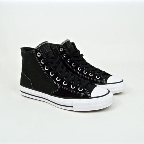 Converse Cons - CTAS Hi Pro OX (Workwear) Shoes - Black / Orange / White
