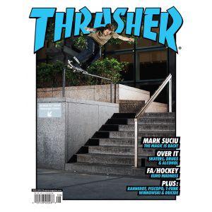 Thrasher Magazine August 2019 Issue