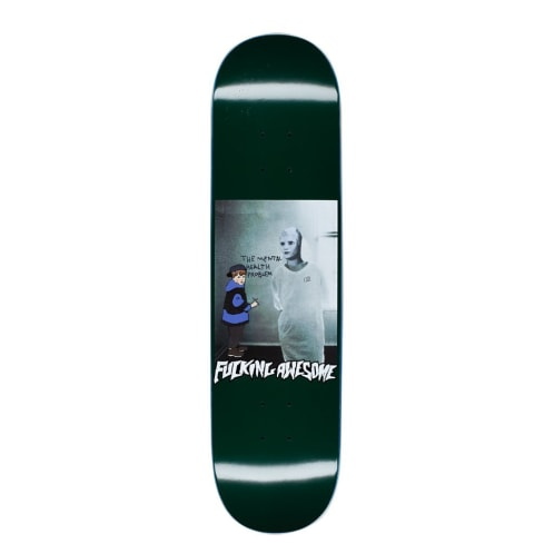 Fucking Awesome Mental Health Skateboard Deck 8.0