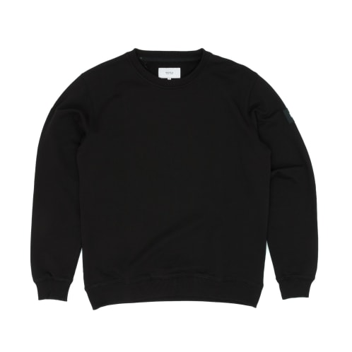 Makia Symbol Crew Sweatshirt - Black
