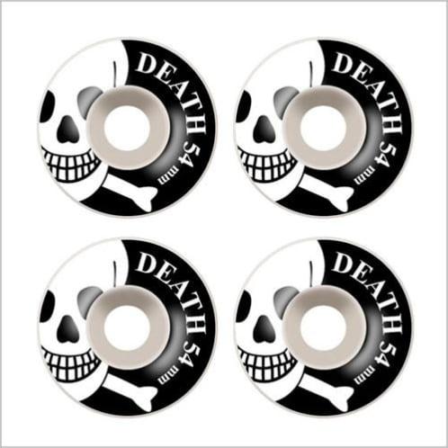 Death Skull Wheels 52mm - 56mm