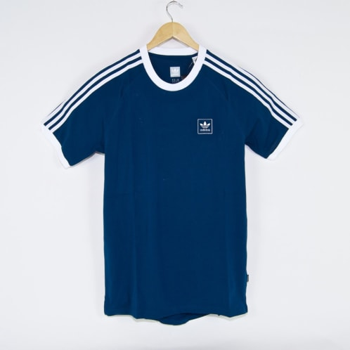 Adidas Skateboarding - California BB T-Shirt - Legmar / White