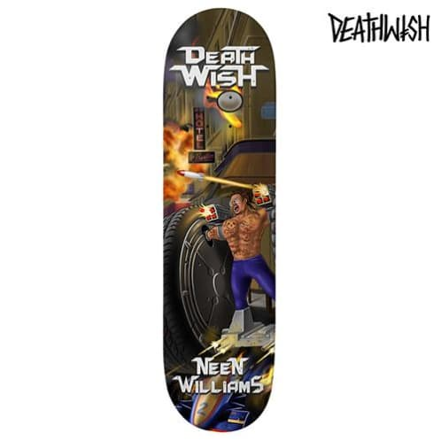 Deathwish Deck - Neen Williams