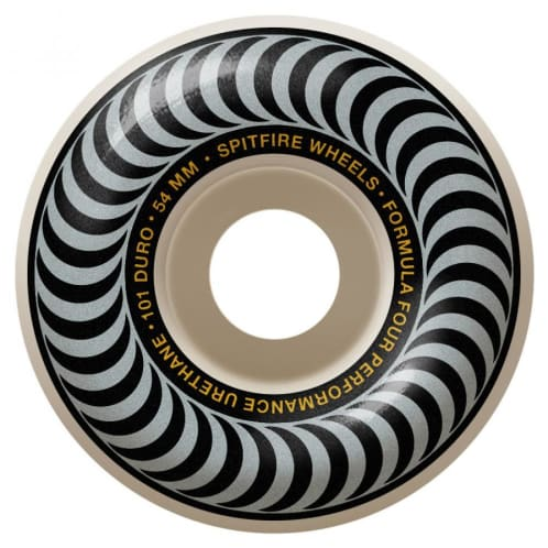 Spitfire Formula Four Classic Wheels Grey 101DU 54mm