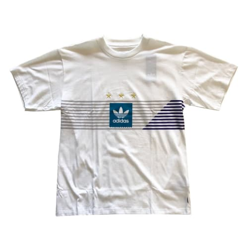 Adidas Skateboarding Elevated Tri Shirt