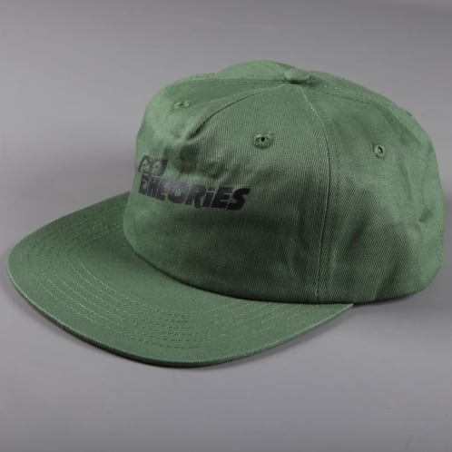 Theories 'Overlook' Snapback (Forrest Green)