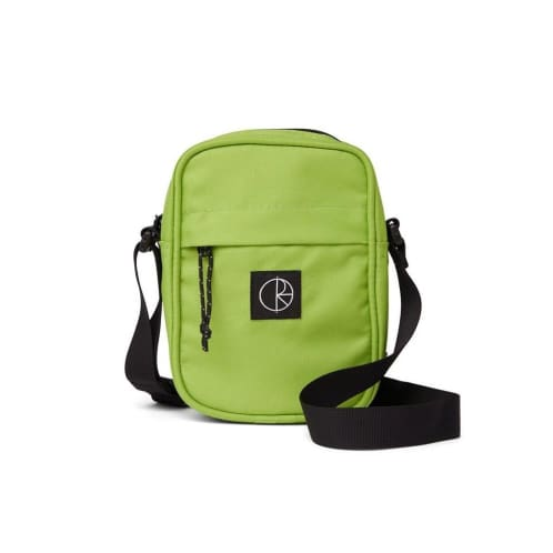 Polar Skate Co Cordura Mini Dealer Bag - Lime