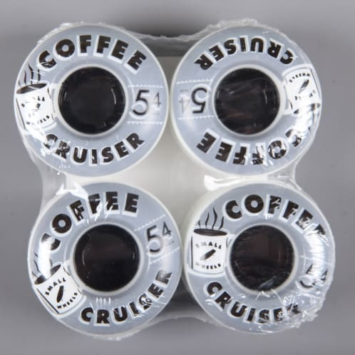 SML 'Coffee Cruiser Grey Day' 54mm 78a Wheels