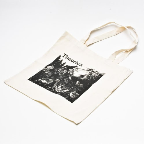 Theories Dinosaur Tote Bag