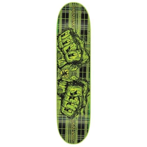 Creature Skateboards Stu Graham Livi Scum Skateboard Deck - 8.8