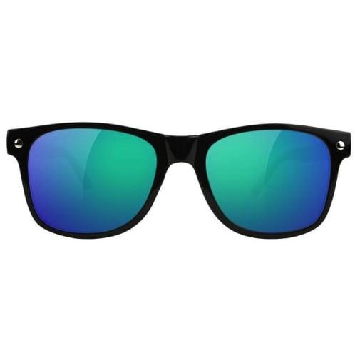 Glassy - Glassy Leonard Sunglasses | Black & Green