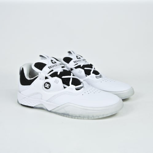 DC Shoes - Kalis S Manolo Tapes Shoes - White