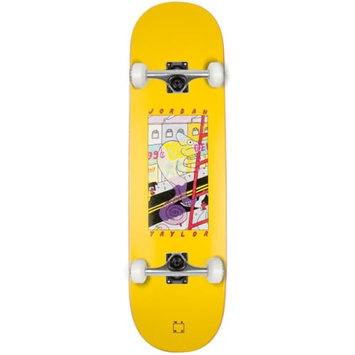 WKND - Contemporary Chameleon J. Taylor Complete Skateboard - 8.18""