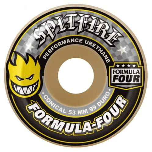 Conical Formula Four Wheels 99DU 52 MM