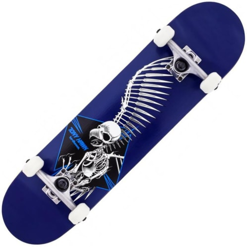 "Birdhouse - Full Skull 2 Complete Skateboard 7.5"" Wide"