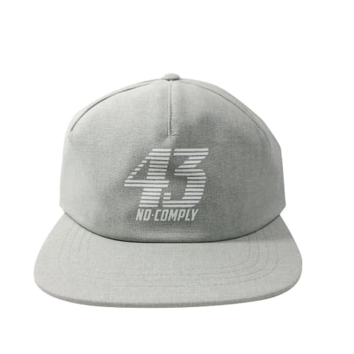 No-Comply 1 Panel Strap Back Hat