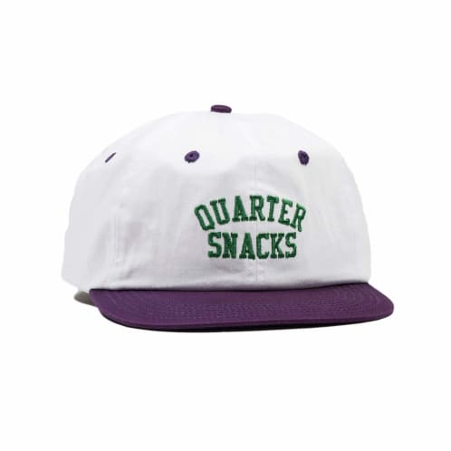 Quartersnacks Arch Cap Purple/White