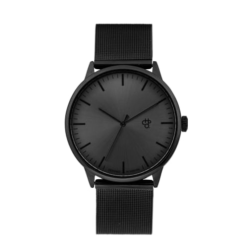 CHPO Nando Metal Watch - Swedish Metal Dial/Metal Mesh Wristband