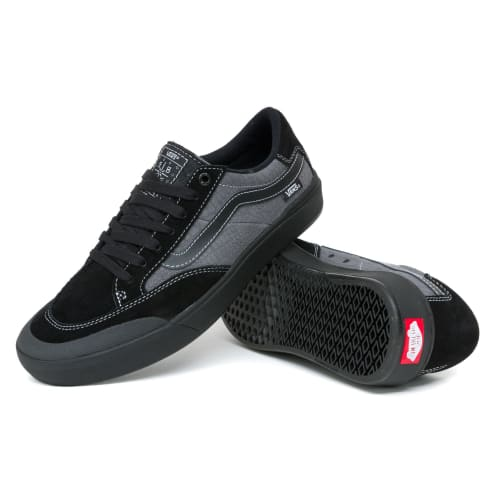 Vans Berle Pro Shoes - Croc Black/Pewter