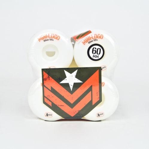 Mini Logo - 60mm 101a A-Cut Skateboard Wheels