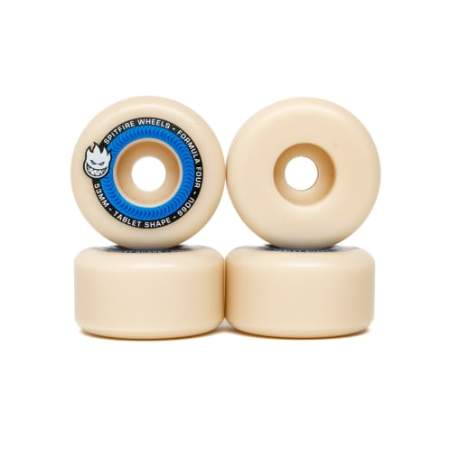 Spitfire Formula Four Tablets 99DU Wheels - 53mm