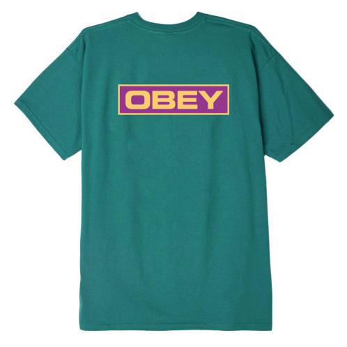 Obey Depot 2 - Teal
