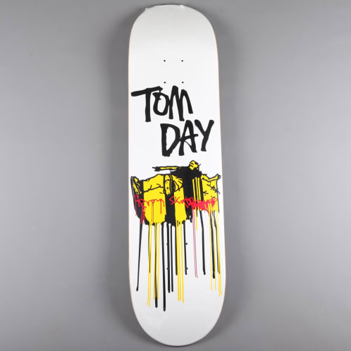 "Heroin 'Tom Day Good S**t' 8.25"" Deck"