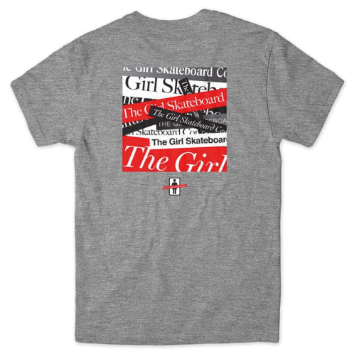 Girl Skateboards - Ad Space T shirt.