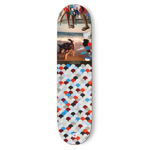 The Killing Floor Jim Houser Guest Artist Deck - 8.25""