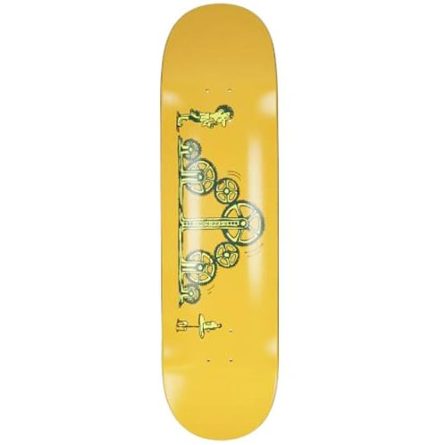 Pass~Port - Decisions Deck (Yellow) - 8.25""