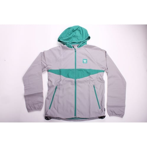 Adidas Pckbl Jacket Granite/Green