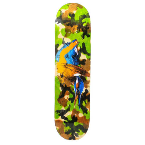 """Lovenskate Lucy Adams """"Master Of Camouflage"""" Pro Deck - 8.25"""