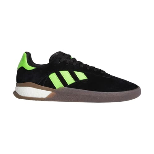 adidas 3ST.004 Skateboard Shoes - Core Black/Cloud White/Gum