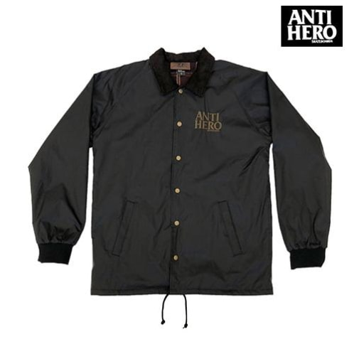 Anti-Hero Lil Black Hero Jacket