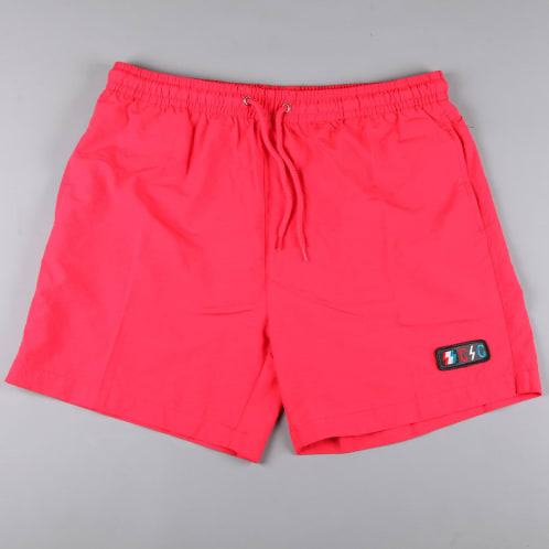 CSC 'Bolts Patch' Euro Shorts (Red October)