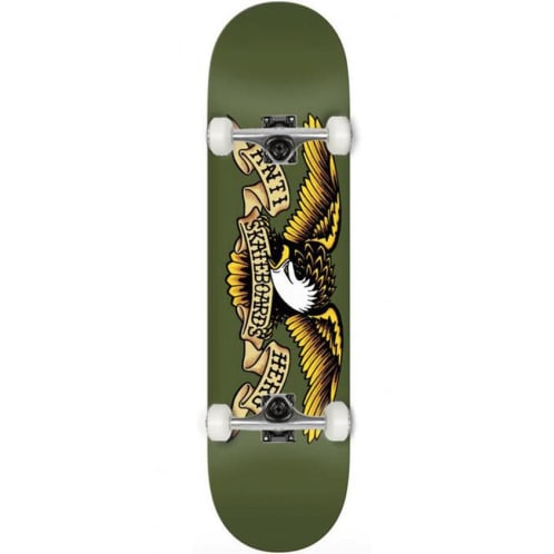 Anti Hero - Classic Eagle Complete Skateboard - 8.38''
