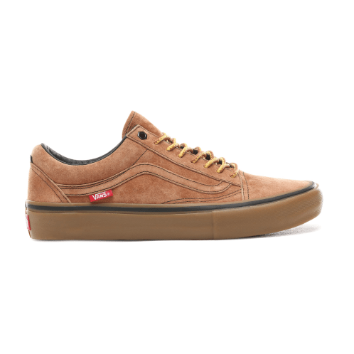 Vans x Anti Hero Old Skool Pro - Cardiel/Camel