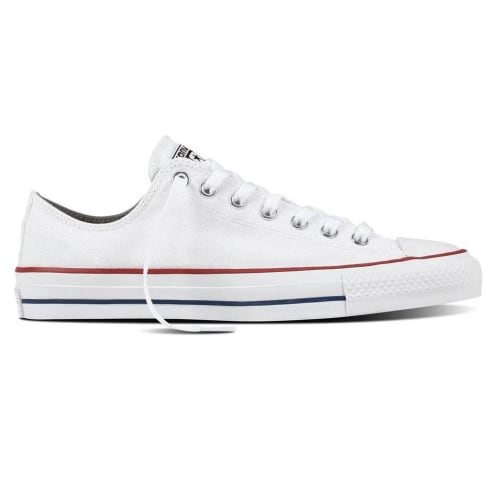 Converse Cons CTAS Pro Low OX Shoe White/Red