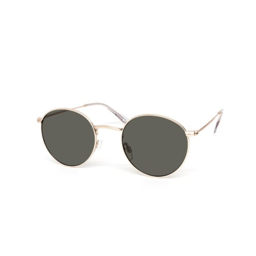 CHPO Liam Sunglasses - Rose Gold/Black