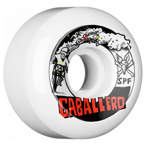 Bones - Cab X Blender Colab SPF Wheels 54mm.