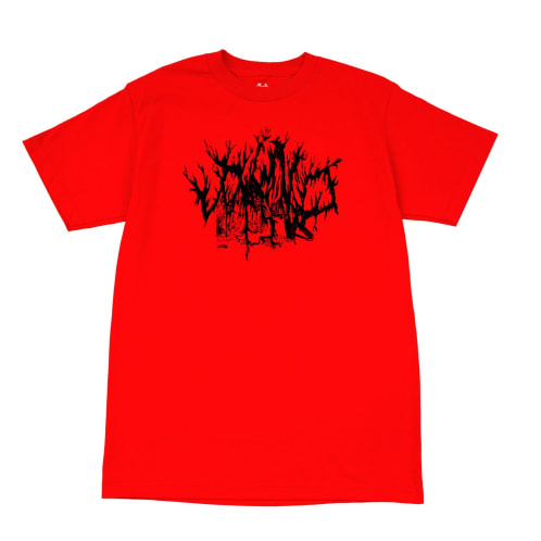 WKND Norge T-Shirt - Red
