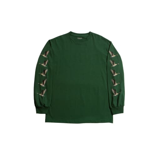 Grand Collection LS Tee Goose Forest FA19