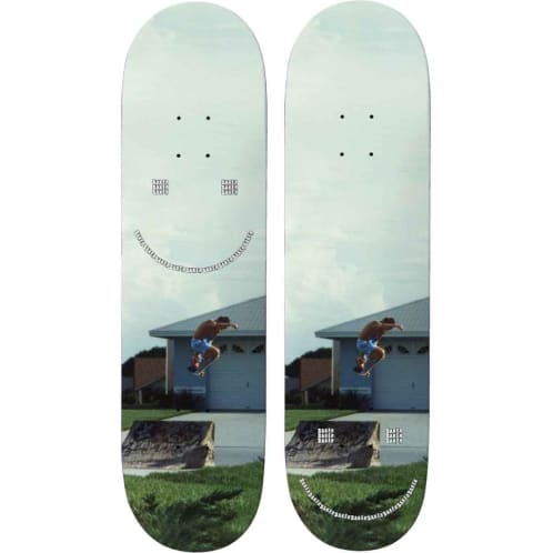 Baker Skateboards Andrew Reynolds Launch Ramp Skateboard Deck - 8.5