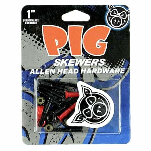 "Pig - 1"" Skewers Bolts"