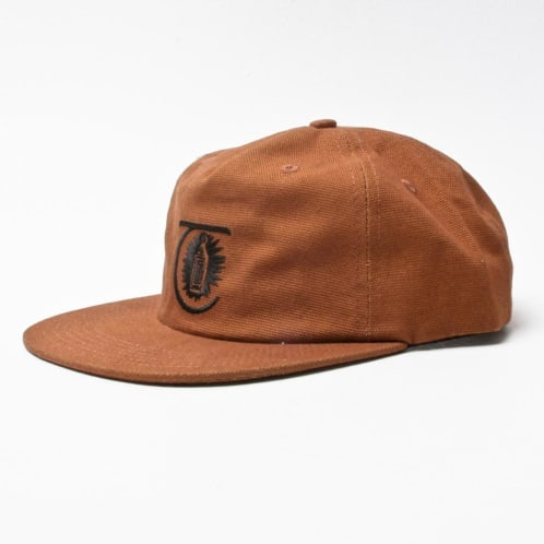 Theories Lantern Velcro Strapback Duck Canvas