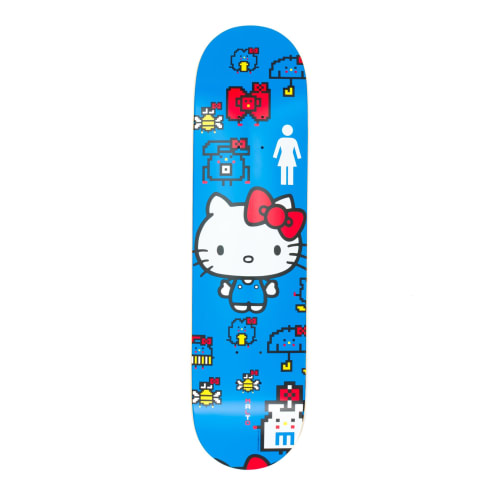 Girl x Hello Kitty Sean Malto Deck - 8.0""